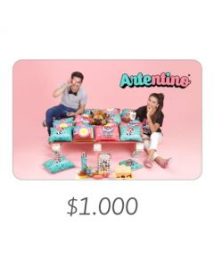 Artentino - Gift Card Virtual $1000