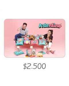 Artentino - Gift Card Virtual $2500