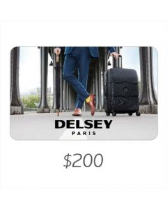 Delsey - Gift Card Virtual $200
