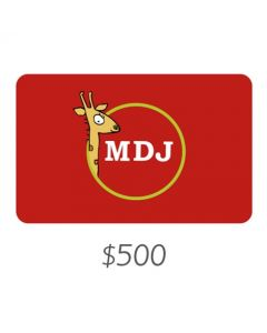 El Mundo del Juguete - Gift Card Virtual $500