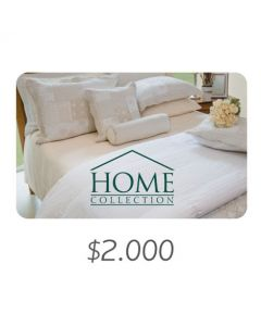 Home Collection - Gift Card Virtual $2000