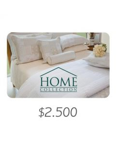 Home Collection - Gift Card Virtual $2500